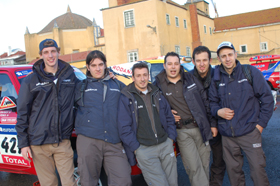 Team Tecnosport